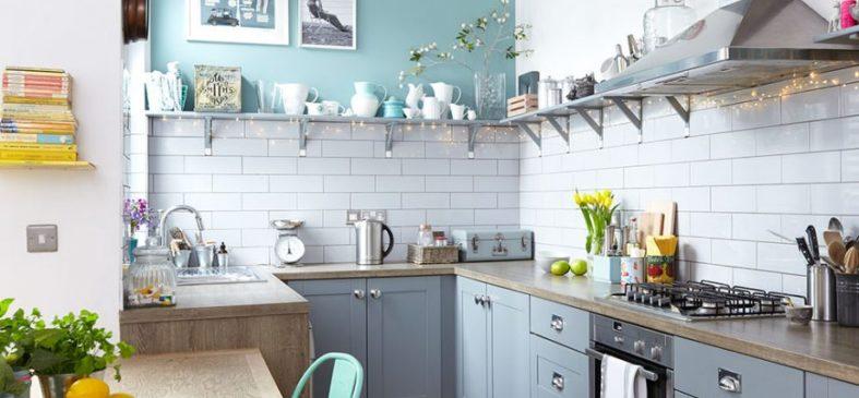 måla kök